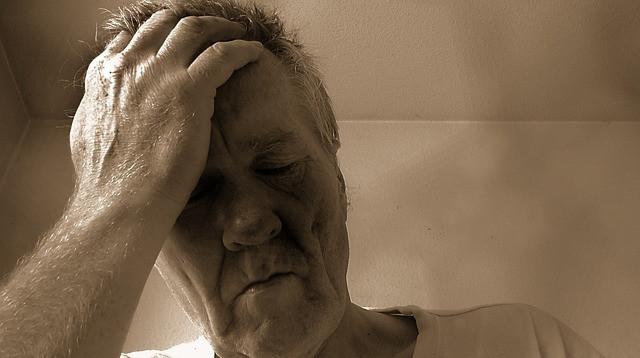 Senior pandemic fatigue